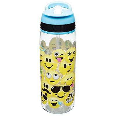 Zak Emojination Water Bottle