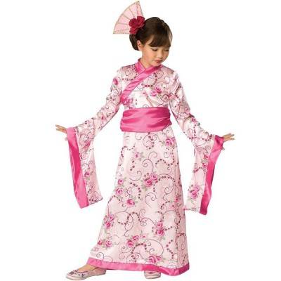 Asian Princess Dress Girl...