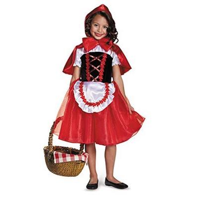 Little Red Costume Girl...