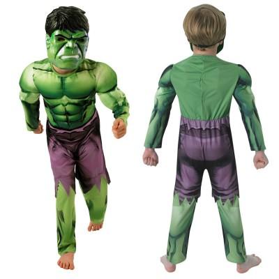 Hulk Costume Boy Toddler