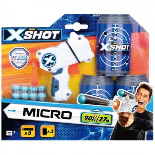 S001-Excel Micro (3Cans, 6Darts)