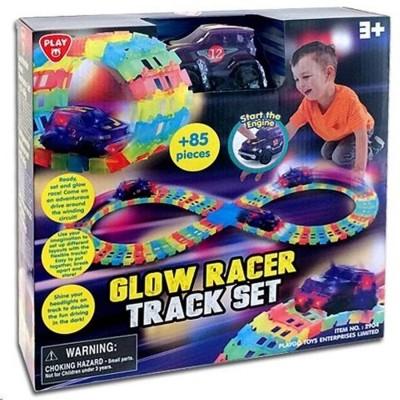 PlayGo Flexi-Track Racer...