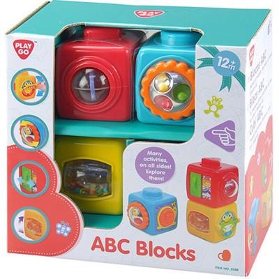PlayGo ABC Blocks