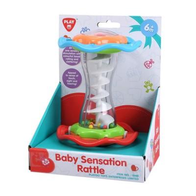 PlayGo Baby Sensation Rattle