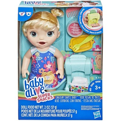 Baby Alive Snacking Shapes...