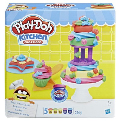 Play-Doh Kitchen Creations...