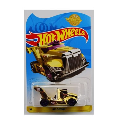 Hot Wheels Special Gold...