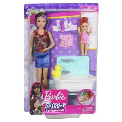 Barbie Skipper Babysitters...