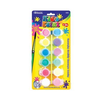 BAZIC 12 Color 5ml Kid's...