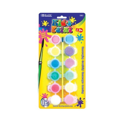 BAZIC 12 Color 5ml Kid's...