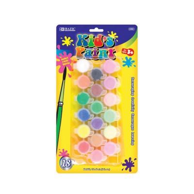 BAZIC 18 Color 5ml Kid's...