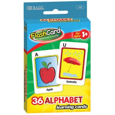 BAZIC Alphabet Preschool...