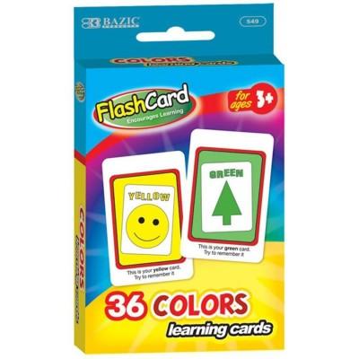 BAZIC Colors Preschool...