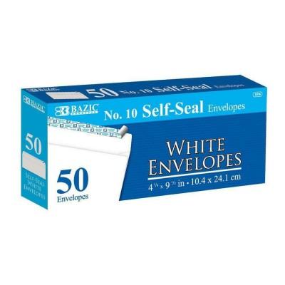 BAZIC 3/4 Self-Seal White...