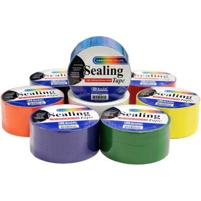 BAZIC Colored Packing Tape