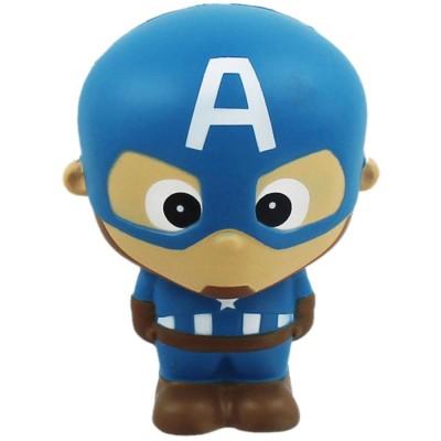Squishes Captain America