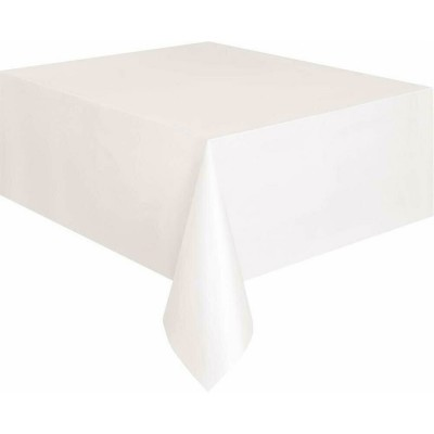 Table Cover - White