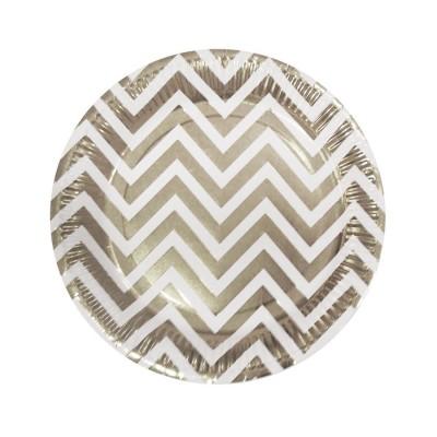 Paper Plates 10 Pieces -...