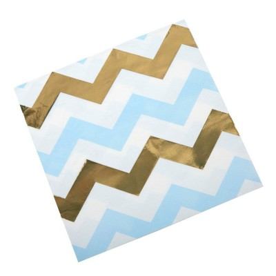 Napkins 20 Pieces - Chevron...