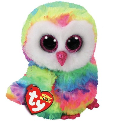 Ty Beanie Boos Owen Owl