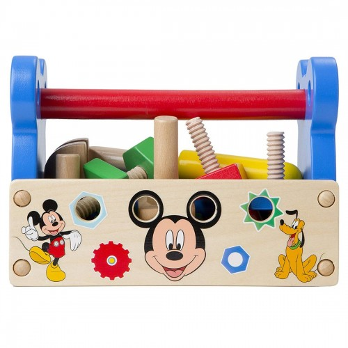 Mickey Mouse Clubhouse Wooden Tool Kit