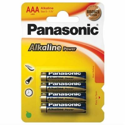 Panasonic battery Alkaline...