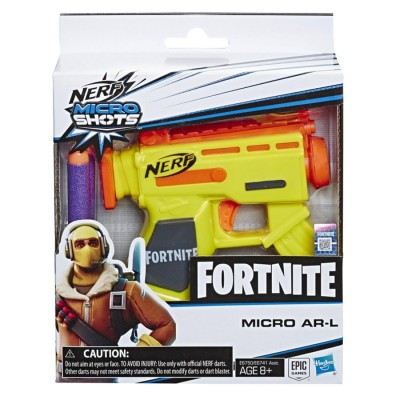 Nerf Fortnite Microshots...
