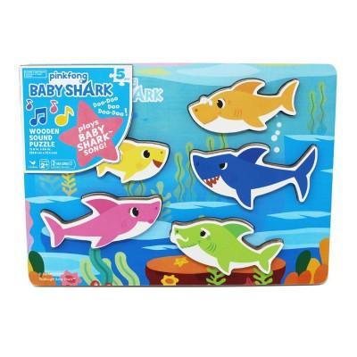 Puzzle Baby Shark Chunky...