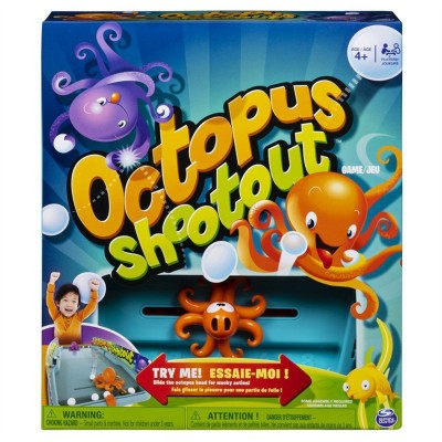 Game Octopus Shootout