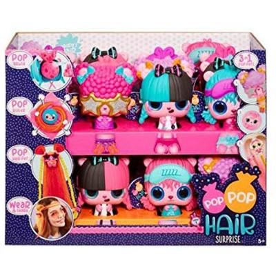 MGA Pop Pop Hair Surprise