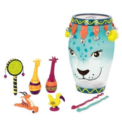 B. Toys Jungle Jam Drum