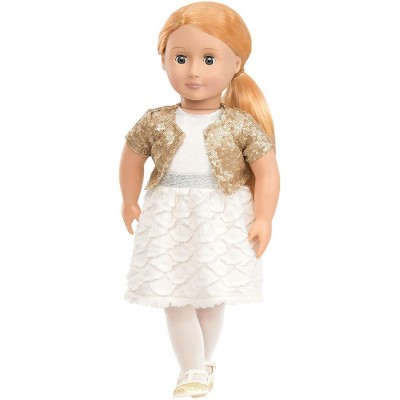 Our Generation Holiday Doll...