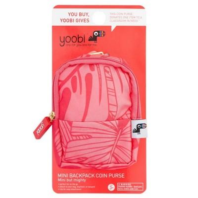 Yoobi Mini Backpack Coin...