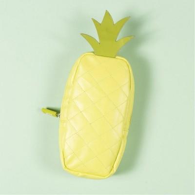 Yoobi Pineapple Pencil Case