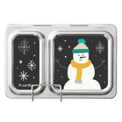 Planet Box Magnet - Snowman