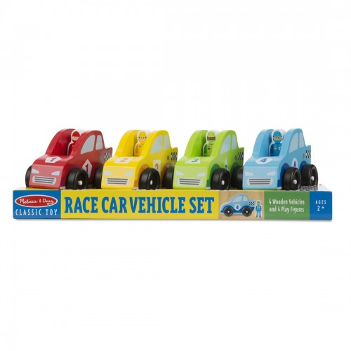 Melissa & Doug Wooden Race Car...