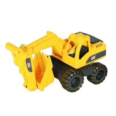 Construction team CAT...
