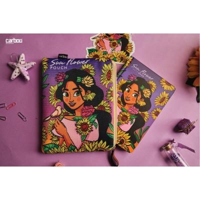 Sun Flower Notebook Package