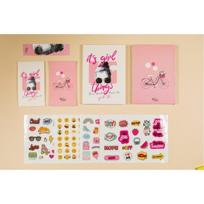 It's Girl Notebook Package