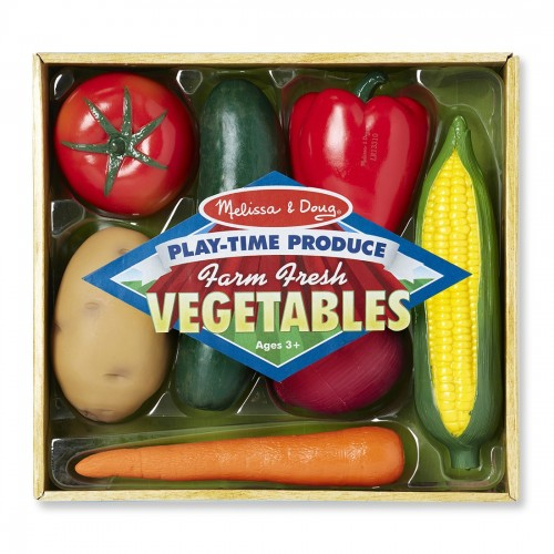 Melissa & Doug Play-Time Produce...