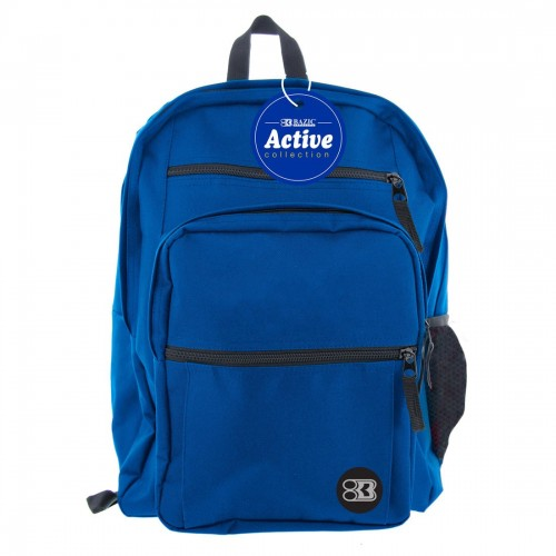 BAZIC 17'' Active Backpack - Blue
