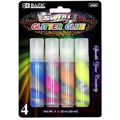 BAZIC 20 ml Swirl Glitter...