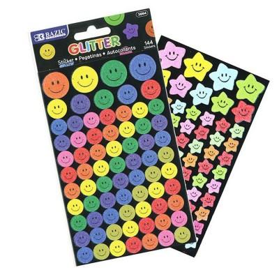 BAZIC Glitter Reward Sticker