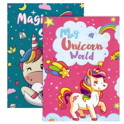 BAZIC My Unicorn World...