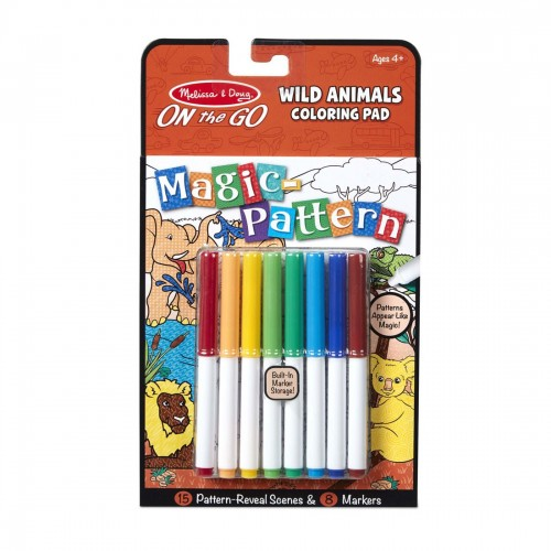 Melissa & Doug Magic-Pattern - Wild...