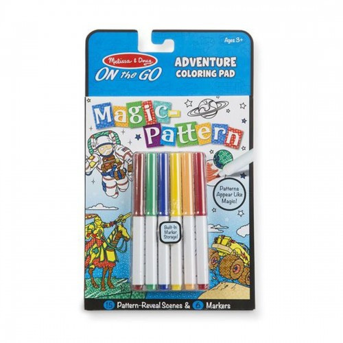 Melissa & Doug Magic-Pattern: Adventure