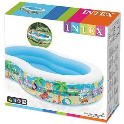 Intex Swim Center Seashore...