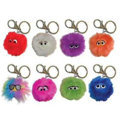 Inkology Fluffles Key Chain