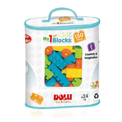 Dolu My 1st Blocks 150PCS