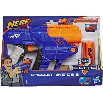 Hasbro Nerf ShellStrike DS-6
